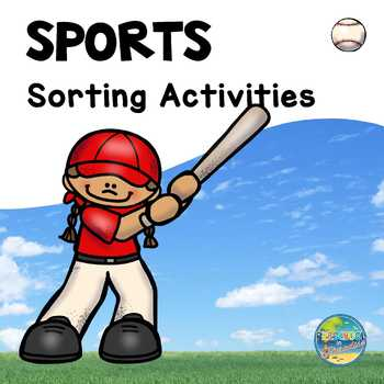Sports:  Sorting Athletes and their Equipment