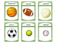 Sports - Spoons Card Game - ESL Sports Vocabulary