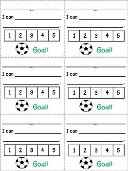 Sports Sticker Charts