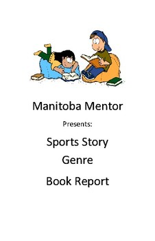 Sports Story Book Report