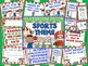 Sports Theme - Classroom Decor