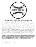 Sports Theme Behavior Management System
