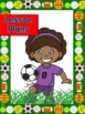 Sports Theme Binder Cover and Spines (editable)