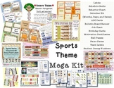 Sports Theme MEGA CLASSROOM KIT