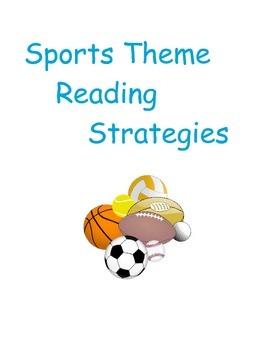 Sports Theme Reading Strategies
