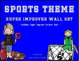 Sports Theme Super Improver Wall Set