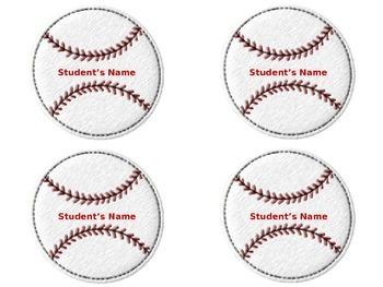 Sports Themed Classroom Jobs for TPT Teacher