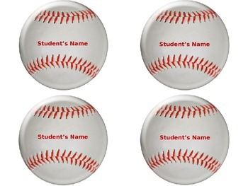 Sports Themed Classroom Jobs for TPT Teacher