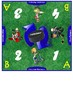 Sports Themed Cooperative Learning Mat Set