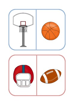 Sports-Themed English Pack