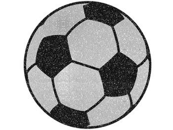 Sports Themed Glitter Balls