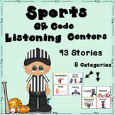 Sports Themed QR Code Listening Center