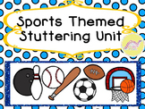 Sports Themed Stuttering Unit
