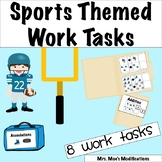 Sports Themed Work Tasks