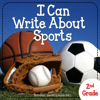 Sports Themed Writing Pack for Seconds
