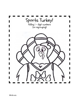 Sports Turkey - Adding number up to 10