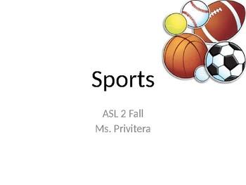Sports Unit