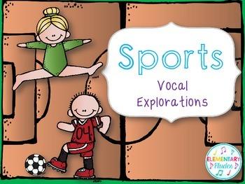 Sports Vocal Exploration Set