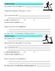 Sports Webquest and Vocabulary