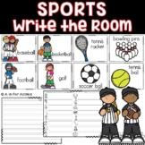 Sports Write the Room