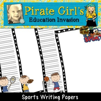 Sports Writing Papers
