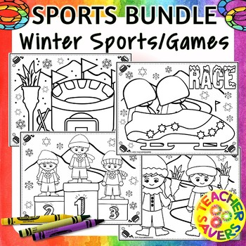 Winter Sports and Games Bundle