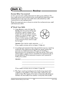 Sports and Hobbies Math: Clubs-REVIEW