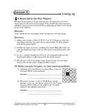 Sports and Hobbies Math: Extending Family-Linking Up