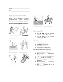 Sports and Outdoor Activities - Use of Have and Has