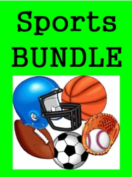 Sports in French Bundle