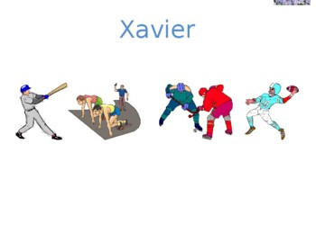 Sports in French Detectives Speaking activity