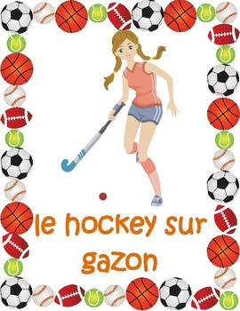 Sports in French Posters