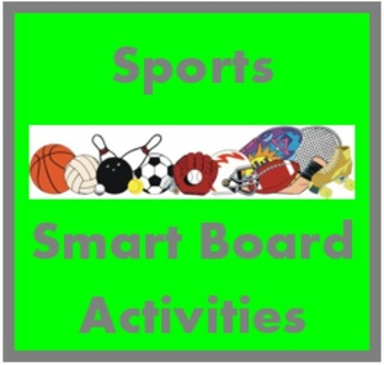 Sports in Italian Smartboard activities