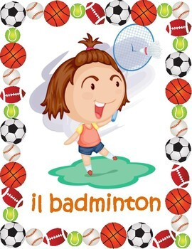 Sports in Italian Posters