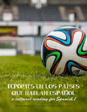 Reading: Sports in Spanish-speaking countries