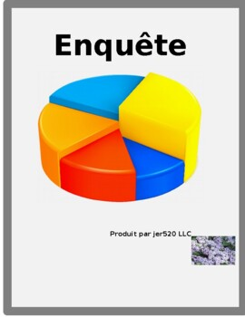 Sports survey in French