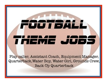 Sports-theme Jobs (football)
