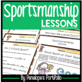 SPORTSMANSHIP Character Education Packet