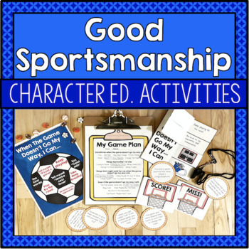 Sportsmanship Activities - Dealing With Disappointment