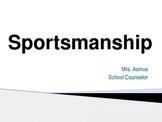 Sportsmanship Lessons for Elementary