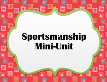 Sportsmanship Mini-Unit