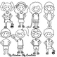 Sporty Kids Clipart