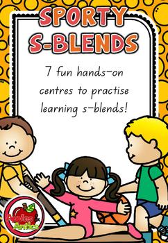 Sporty S-Blends Centre Bundle