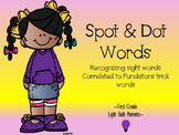 Spot & Dot Sight Words