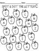 Spot & Dot The Letter (September)