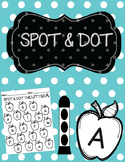 Spot & Dot The Letter (September)