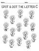Spot & Dot The Letter (April)
