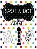 Spot & Dot The Letter (April)