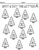 Spot & Dot The Letter (December)