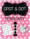 Spot & Dot The Letter (February)
